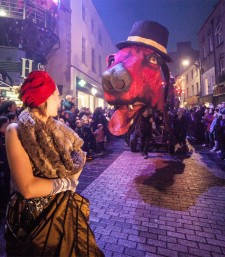 Macnas  Parade Launch & Campaign