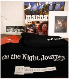 Limited Edition Macnas Merchandise