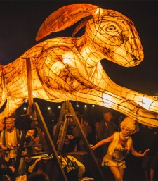 Volunteer for this year's Macnas Parade