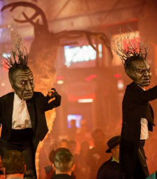 Sleep No More – Macnas at the Bram Stoker Festival