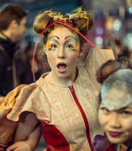 Galway Macnas Halloween Parade Announced
