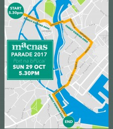 Macnas Galway Halloween Parade Route Announced