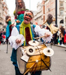 Macnas Drumming Troupe Open Workshop