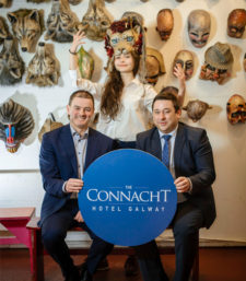 Macnas three-year partnership with Connacht Hospitality Group