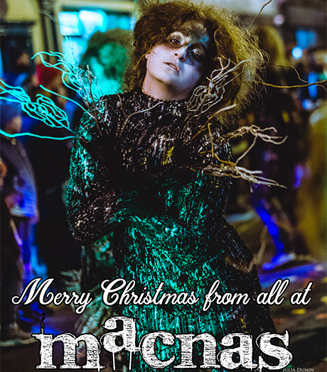 A special thank you message from all at Macnas